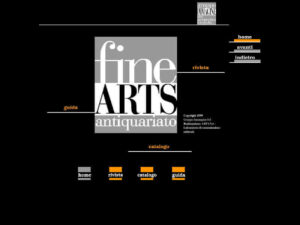 ARPANet - Finearts Homepage