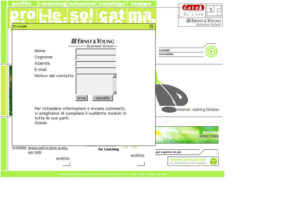 Gate/Ernst & Young - Contact form