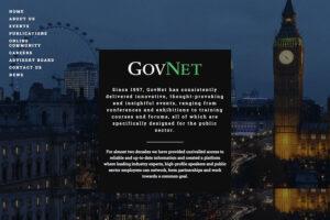 GovNet - Homepage