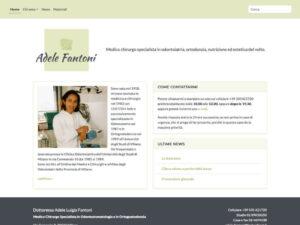 Adele Fantoni - Homepage