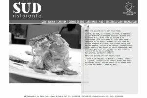 SUD Ristorante - Homepage